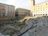 Лечче. Площадь Святого Оронцо. Амфитеатр