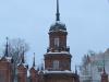 Волоколамск. Башня ограды Соборного комплекса