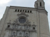 Жирона. Кафедральный собор. Главный фасад