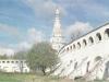 Иосифо-Волоцкий монастырь. Кузнечная башня с частью ограды