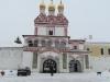 Иосифо-Волоцкий монастырь. Надвратная церковь Петра и Павла