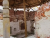 Иосифо-Волоцкий монастырь. Остатки колокольни