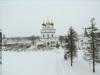 Иосифо-Волоцкий монастырь. Успенский собор. Вид с Германовой башни
