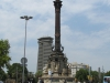 Испания. Барселона. Памятник Колумбу