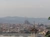 Испания. Барселона. Саграда Фамилья (вид от Испанской деревни)