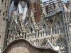 Испания. Барселона. Саграда Фамилья (фрагмент фасада)