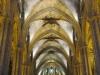 Испания. Барселона. Собор Святого Креста (интерьер)