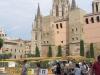 Испания. Барселона. Собор Святого Креста