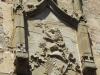 Испания. Пуболь. Замок Галы (фрагмент фасада)