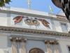 Испания. Фигерос. Театр-музей Дали (фрагмент фасада)