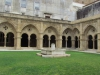 Коимбра. Старый Кафедральный собор Се Велья. Внутренний двор