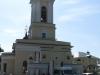 Лопасня-Зачатьевское. Колокольня церкви зачатия праведной Анны