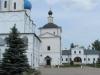 Серпухов. Высоцкий монастырь. Зачатьевский собор, церковь Сергия Радонежского, настоятельский корпус