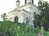 Соловецкие острова. Анзер. Церковь во имя Распятия Господня