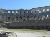 Пула. Колизей (один из шести крупнейших)
