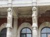 Усадьба Быково. Главный дом. Фрагмент фасада