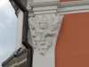 Коренево. Церковь Преображения Господня. Фрагмент фасада