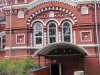 Осеченки. Церковь Покрова Богородицы. Фрагмент фасада