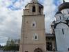 Старица. Успенский мужской монастырь. Колокольня с часовней Иова, патриарха Московского