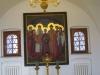 Павловская Слобода. Домовая церковь святых Царственных Страстотерпцев (интерьер)