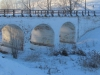Белозерск. Арочный мост, ведущий в кремль