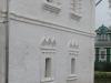 Петровский монастырь. Церковь Похвалы Божией матери (фрагмент фасада)