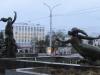 Витебск. Фонтан Слияние трех рек