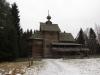Усадьба Василево. Преображенская церковь
