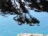 Вид на море из Садов Святой Клотильды