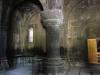 Монастырь Тегер. Интерьер церкви