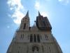 Загреб. Кафедральный собор Вознесения блаженной Девы Марии