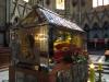 Загреб. Кафедральный собор Вознесения блаженной Девы Марии (интерьер)
