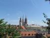 Загреб. Вид на кафедральный собор Вознесения блаженной Девы Марии