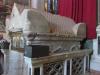 Церковь Святой Евфимии. Саркофаг с мощами св. Евфимии