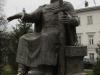 Косторома. Памятник Юрию Долгорукому