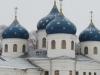 Юрьев монастырь. Крестовоздвиженский собор