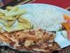 Обед на острове Такиле