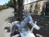 Загреб. Памятник А.Г. Матошу
