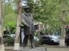 Ереван. Памятник Александру Манташянцу