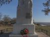 Усть-Лабинск. Памятник Мусе Пинкензону