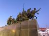 Памятник В. Чапаеву