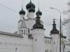 Ростов Великий. Кремль. Надвратная церковь Иоанна Богослова