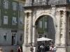 Пула. Триумфальная арка