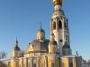 Вологда. Собор в честь Воскресения Христова, соборная колокольня