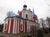 Погост Прутня. Вознесенская церковь